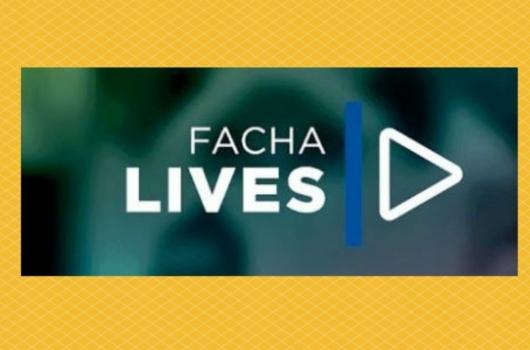 Facha Lives 2021 traz coordenadores da faculdade para falar sobre novas formas de pensar para o mercado de trabalho